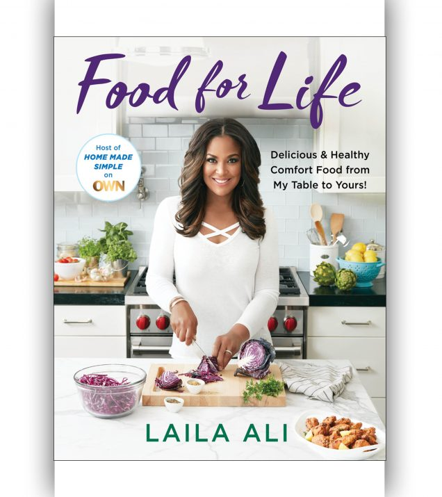 Food For Life by Laila Ali Book Cover