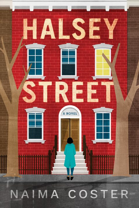 Halsey Street by Naima Coster Book Cover
