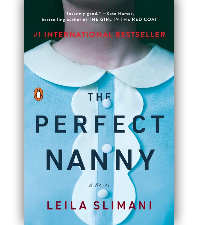 The Perfect Nanny By Leila Simani Book Cover