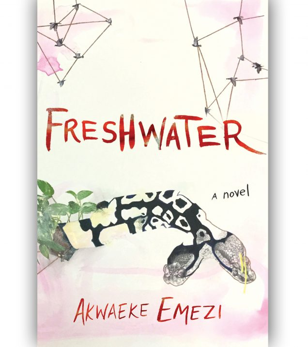 Freshwater by Akwaeke Emezi Book Cover