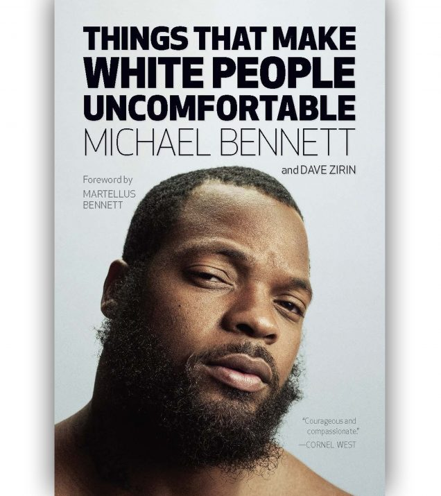 Things That Make White People Uncomfortable By Michael Bennett Book Cover