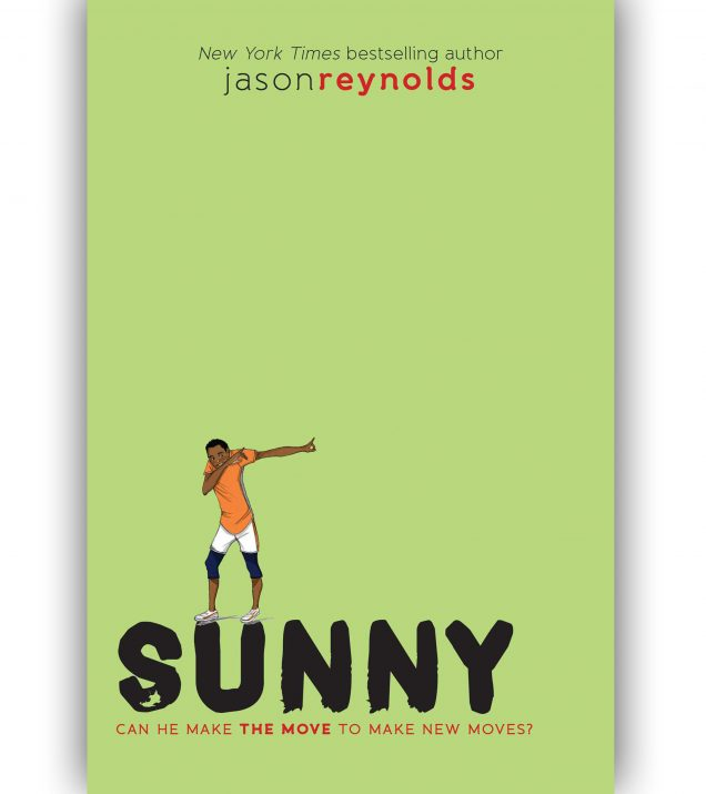 Sunny by Jason Reynolds Book Cover
