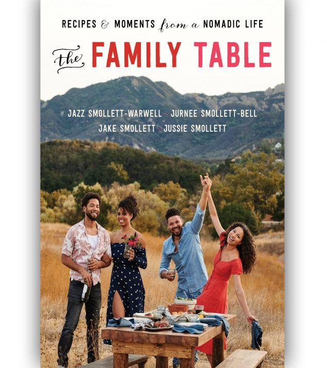 The Family Table by the Smullet Book Cover