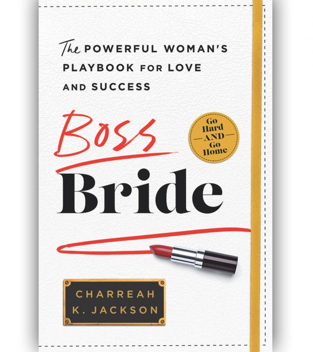 Boss Bride By Charreah Jackson Book Cover