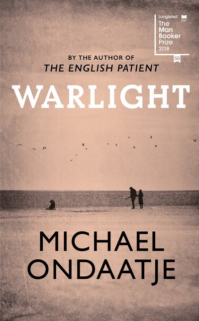 Warlight by Michael Ondaatje Book Cover