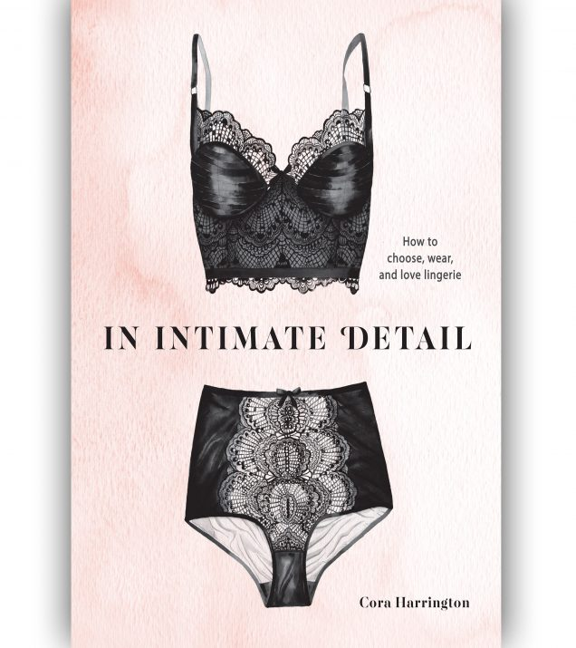 N INTIMATE DETAIL: HOW TO CHOOSE, WEAR, AND LOVE LINGERIE BOOK COVER