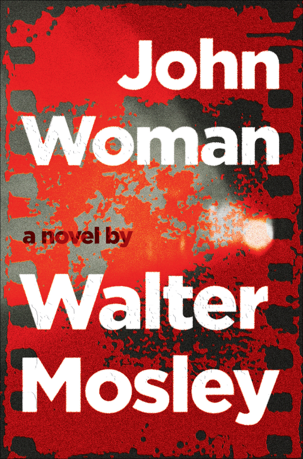 John Woman By Walter Mosley Book Cover