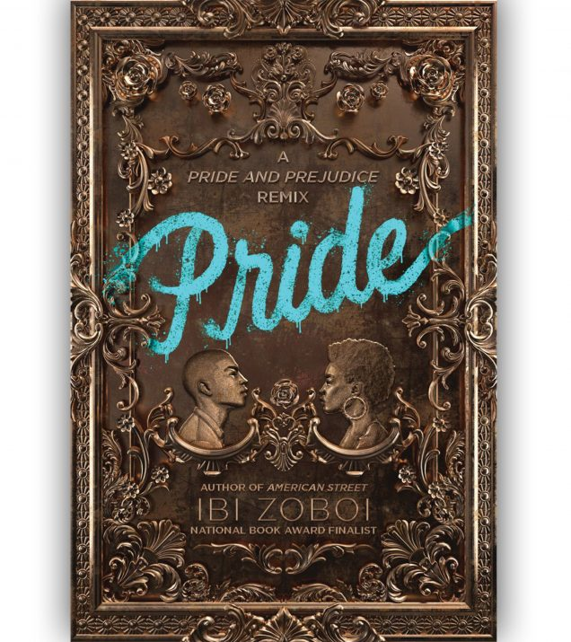 Pride by Ibo Zoboi Book Cover