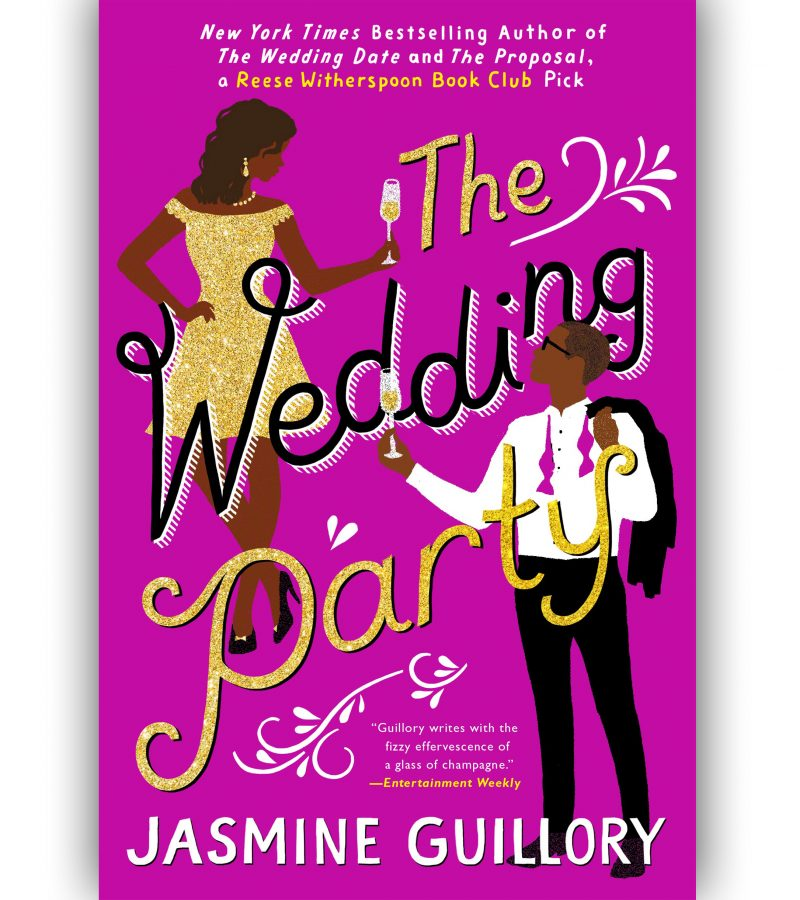 The Wedding Party By Jasmine Guillory