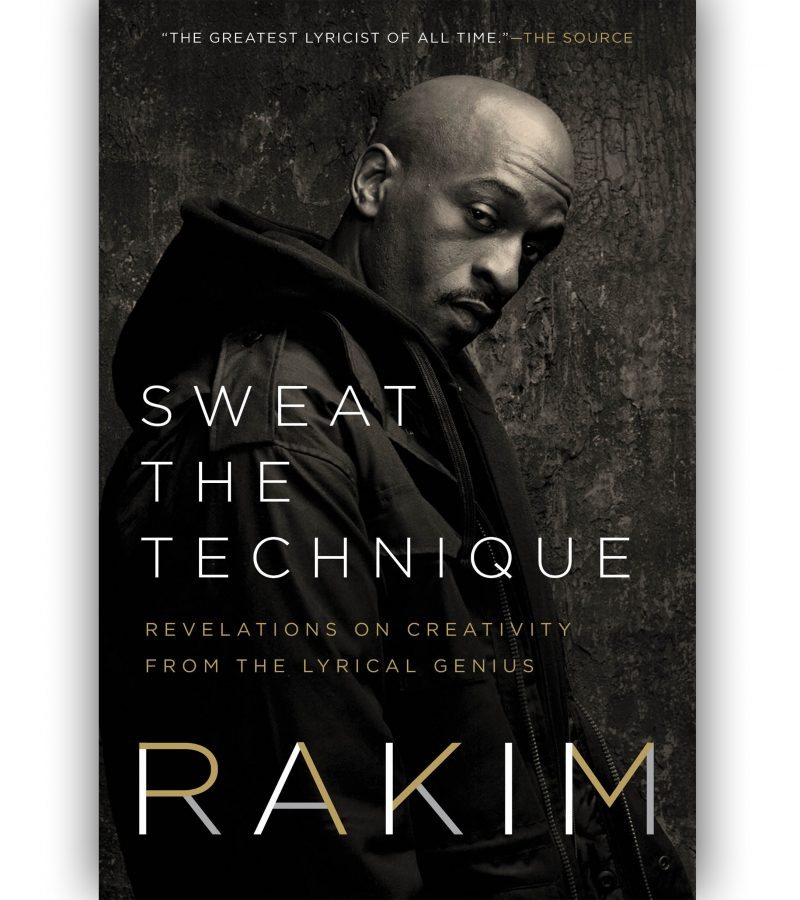 Sweat the Technique by Rakim