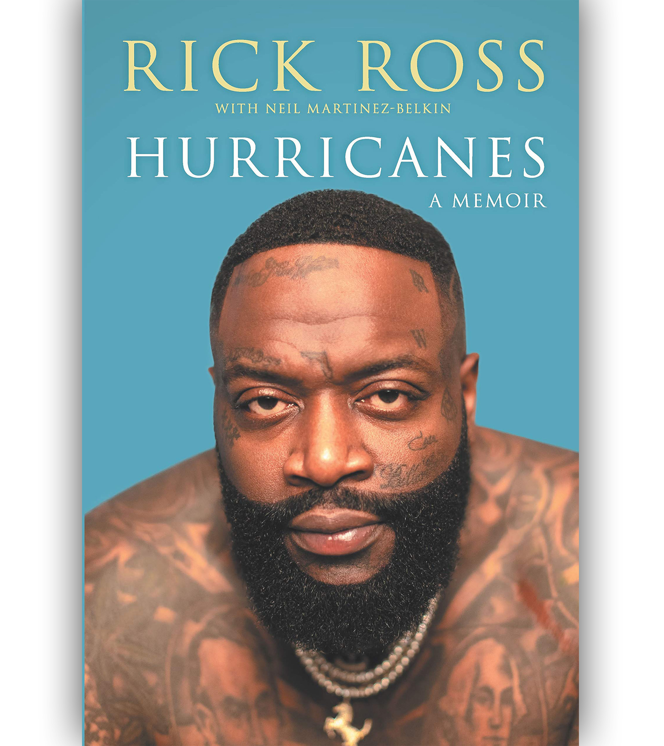 Hurricanes by Rick Ross with Neil Martinez-BelkinBook Cover