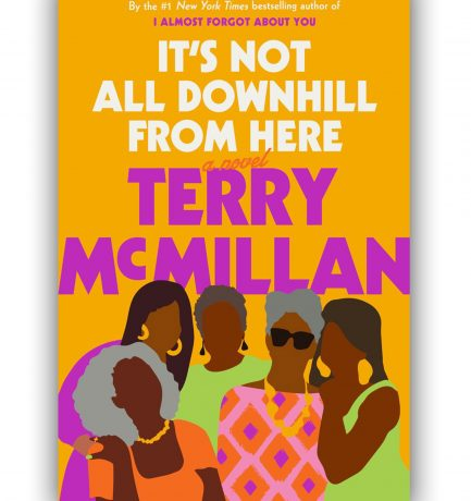 Terry McMillan's It's Not All Downhill From Here Is A New York Times Bestseller