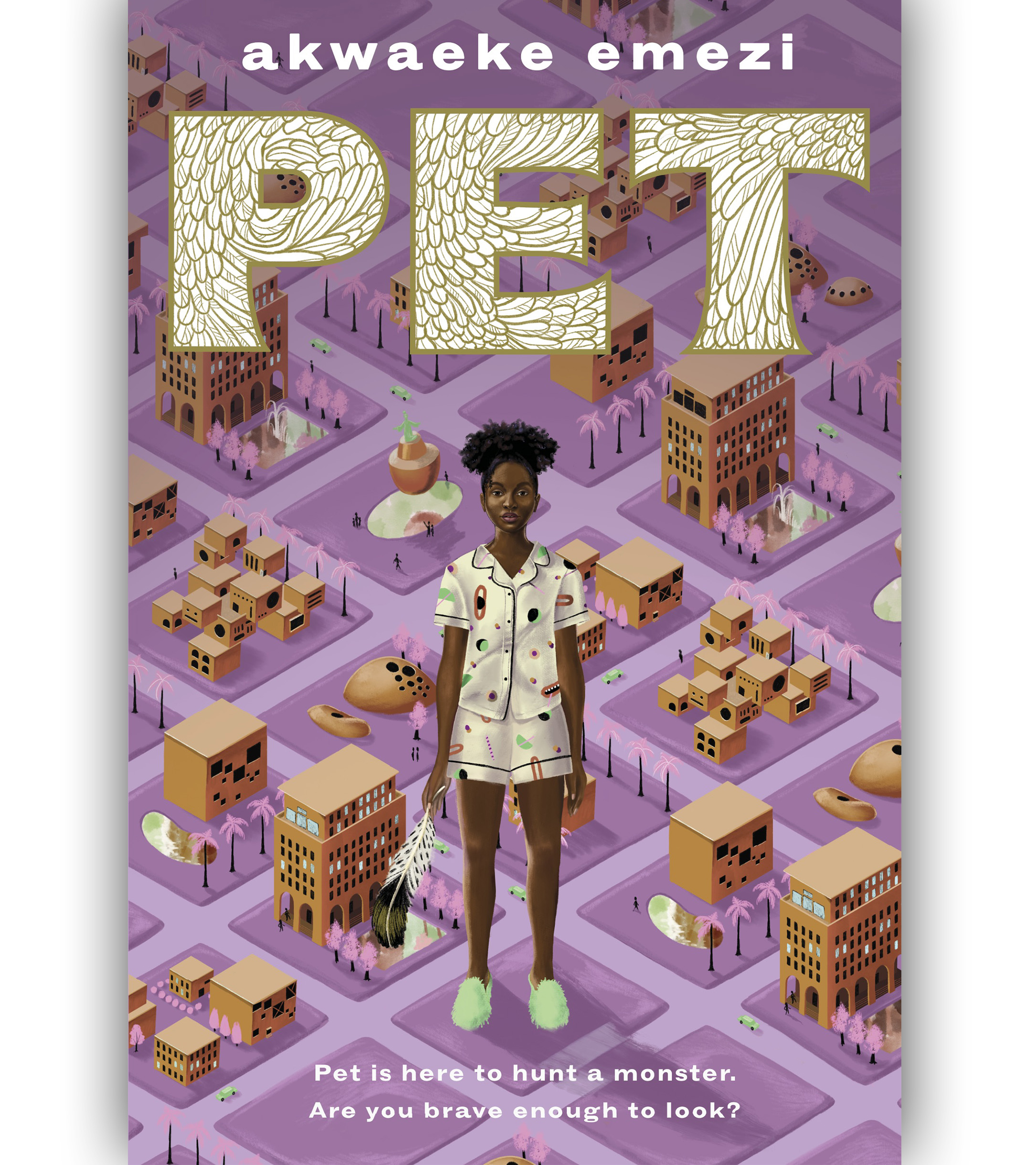 Pet by Akwaeke Emezi Book Cover
