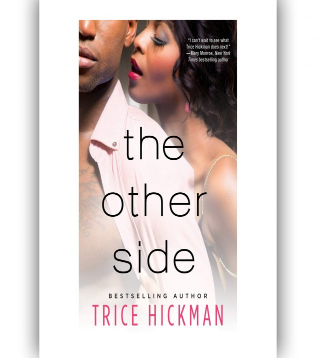 The Other Side By Trice Hickman Book Cover