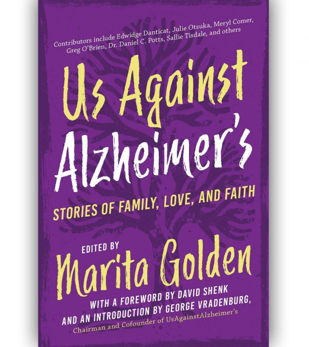 Us Against Alzheimer's Edited By Marita Golden Book Cover