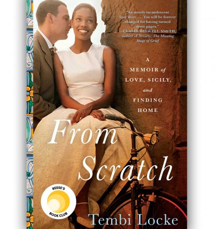 Tembi Locke's Memoir: From Scratch Is Coming To Netflix And Starring Zoe Saldana