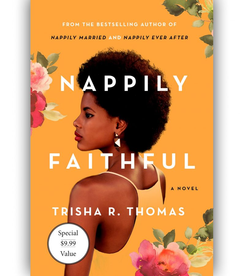 New Cover For Nappily Faithful By Trisha R. Thomas