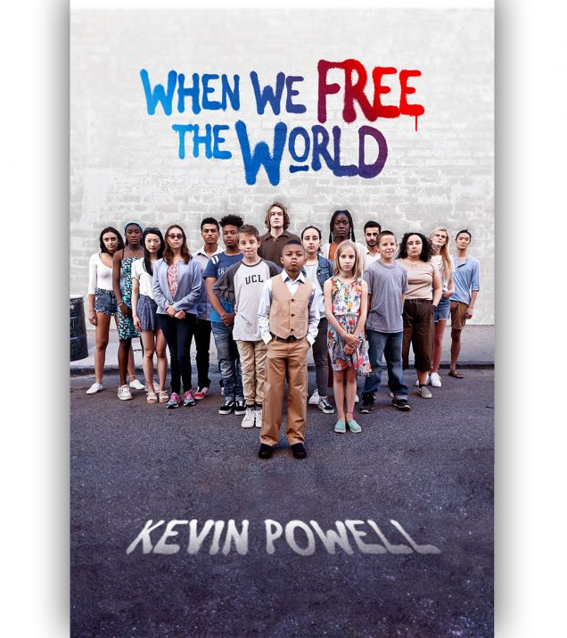 When-We-Free-The-World by Kevin Powell Book Cover
