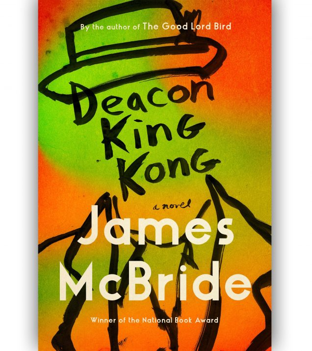 DEACON KING KONG BY JAMES MCBRIDE BOOK COVER