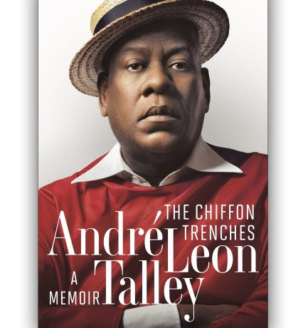 Update: André  Leon Tally's Memoir Is Not Just About Anna Wintour