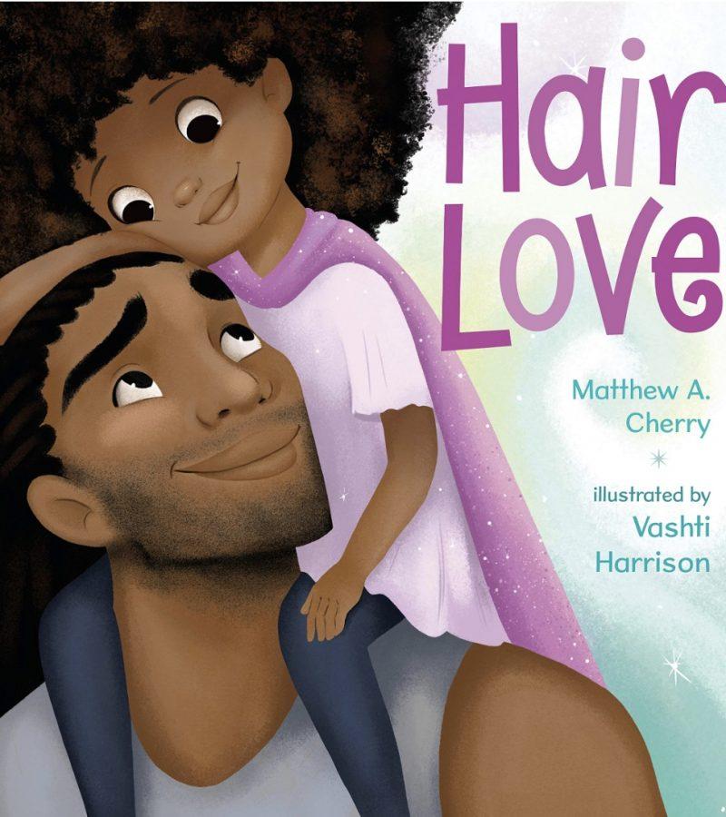 Blue Ivy Carter Narrates Matthew A. Cherry's Children's Book Hair Love
