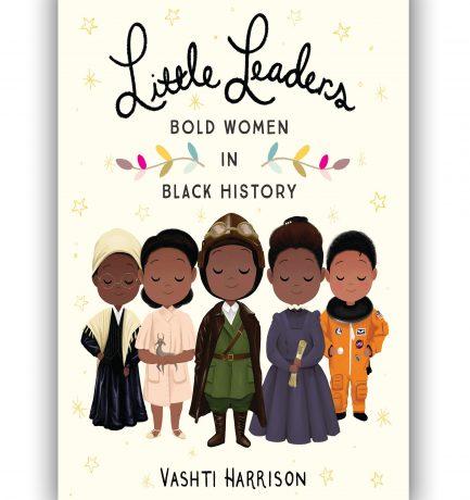 Illustrator Vashti Harrison's Got Five Books On The New York Times Bestsellers List