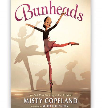 Bunheads By Misty Pointe Illustrated By Setor Fiadzigbey