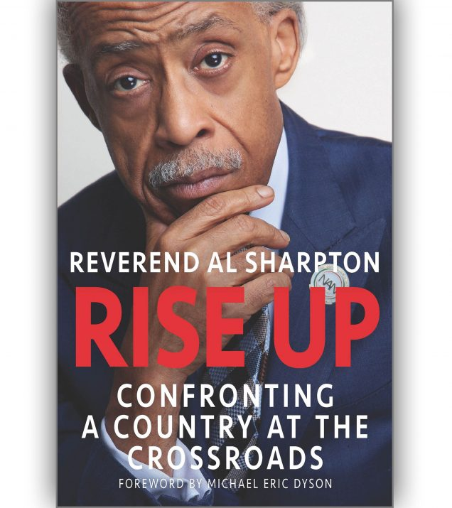Rise Up By Reverand Al Sharpton Book Cover