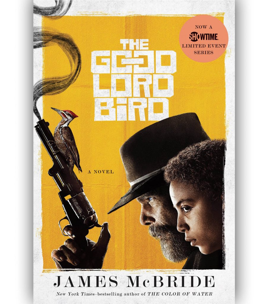 The Good Lord Bird By James McBride Book Cover