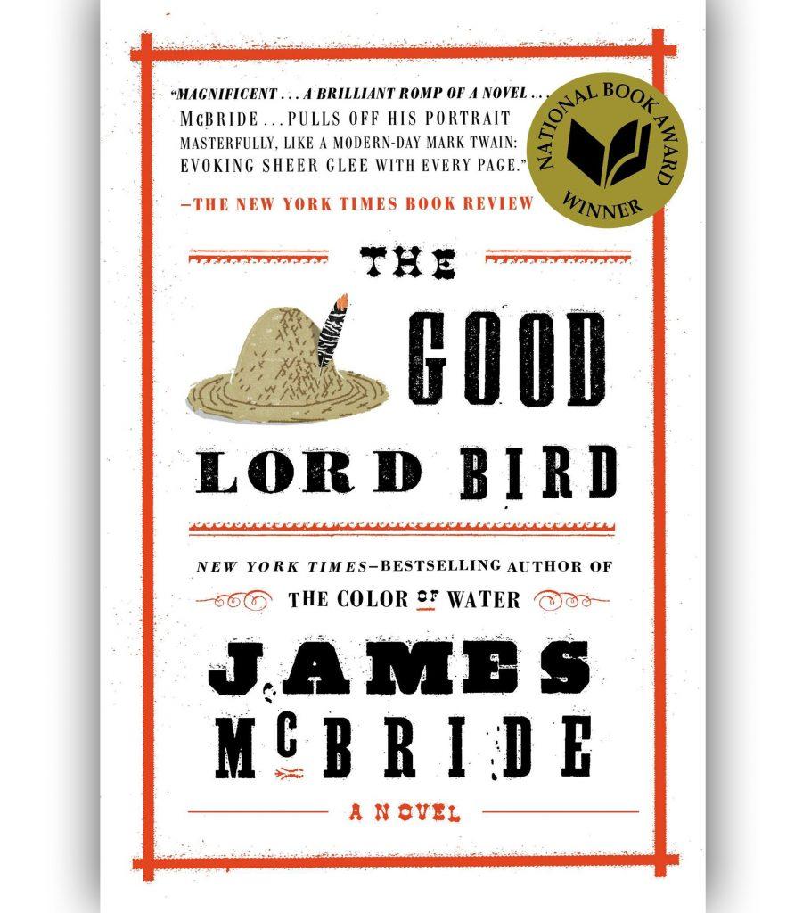 The Good Lord Bird By James McBride Original Book Cover
