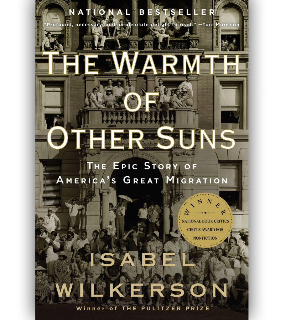 The Warmth Of Suns By Isabel Wilkerson Book Cover