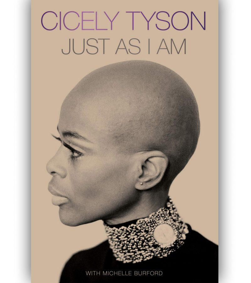 Cicely Tyson's Memoir Just As I Am Drops Today. Happy Book Birthday! 🥳