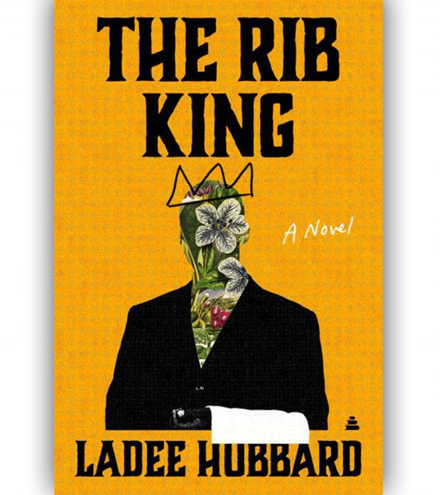 THE-RIB-KING-BYLADEE-HUBBARD BOOK COVER