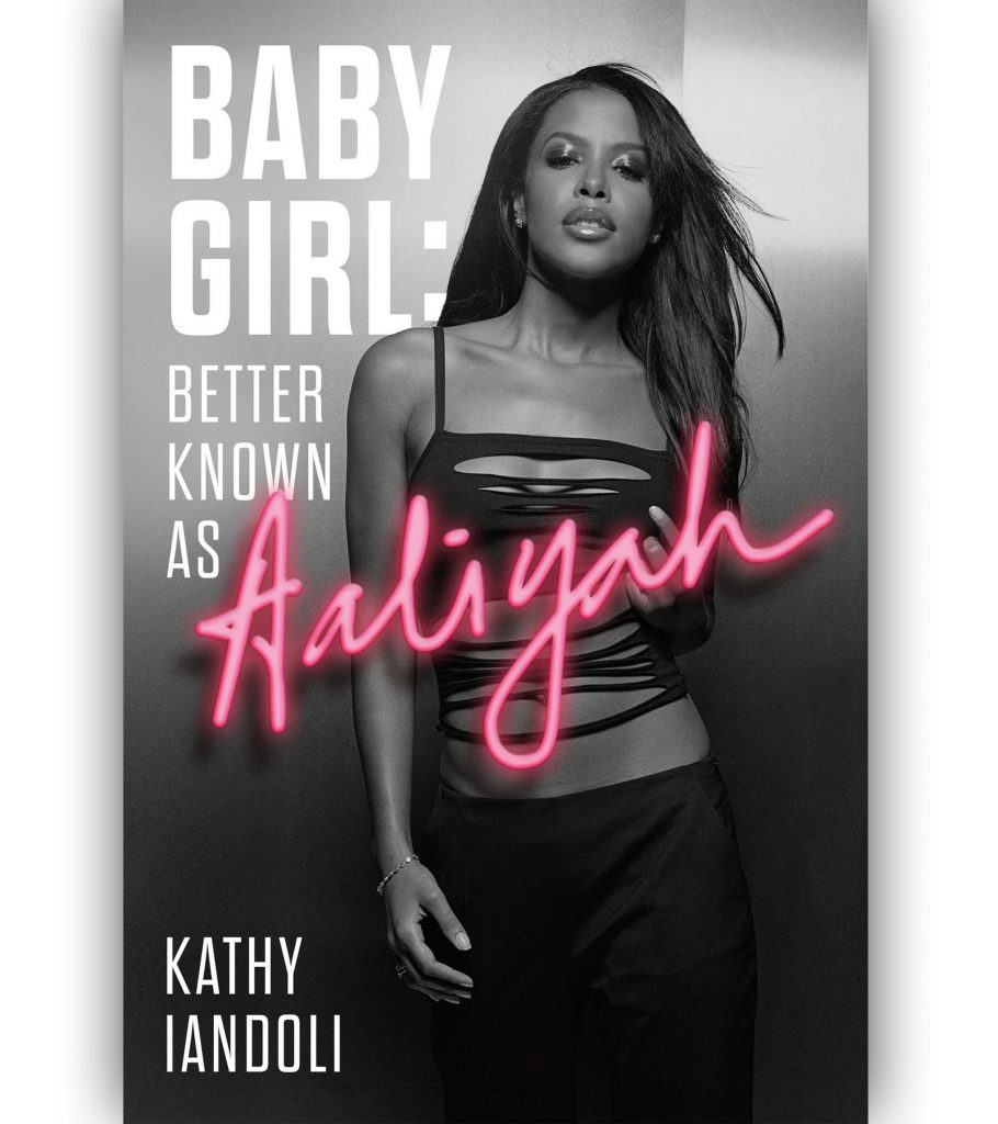 Baby Girl Better Known As Aaliyah Book Coer