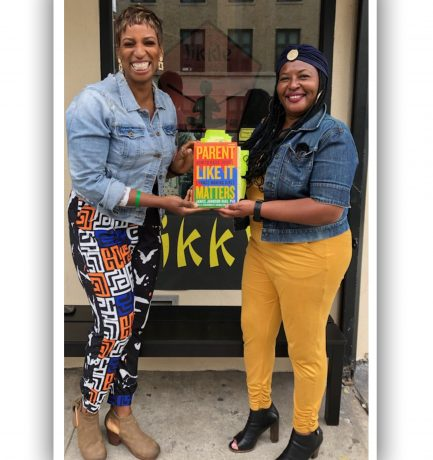 Book Event: Parent Like It Matters How To Raise Joyful, Change-Making Girls By Dr. Janice Johnson Dias