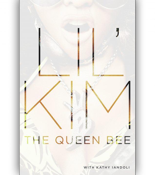 LIL KIM THE QUEENBEE MEMOIR BOOK COVER