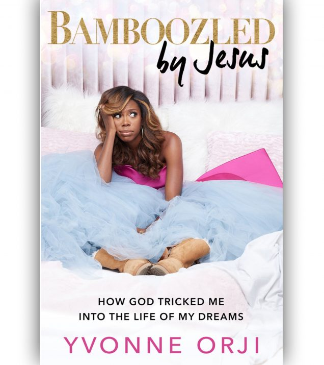 BAMBOOZLED BY JESUS BY YVONNE ORJI BOOK COVER