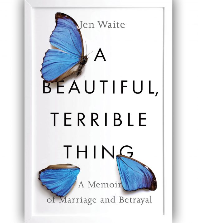 A Beautiful, Terrible Thing: A Memoir by Jen Waite Book Cover