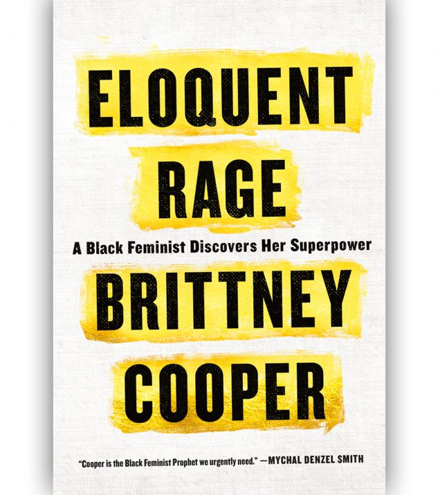 Eloquent Rage by Brittney Cooper Book Cover