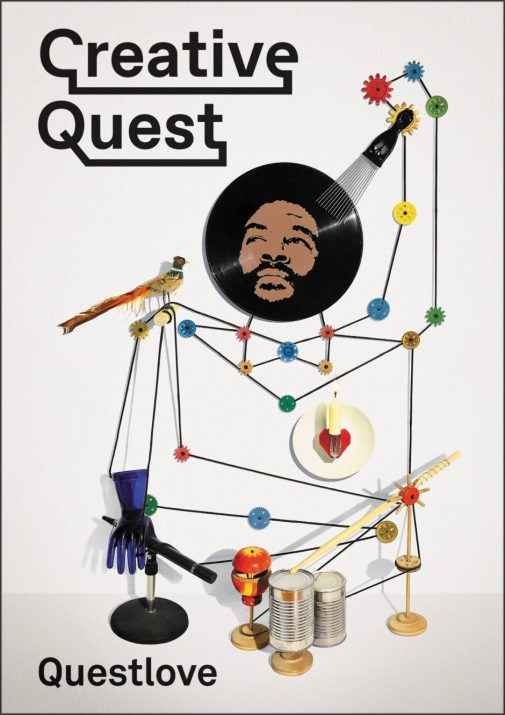 Creative Quest by Questlove Book Cover