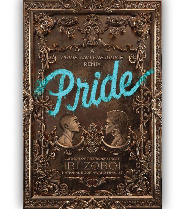 Pride by Ibo Zoboi Book Cover