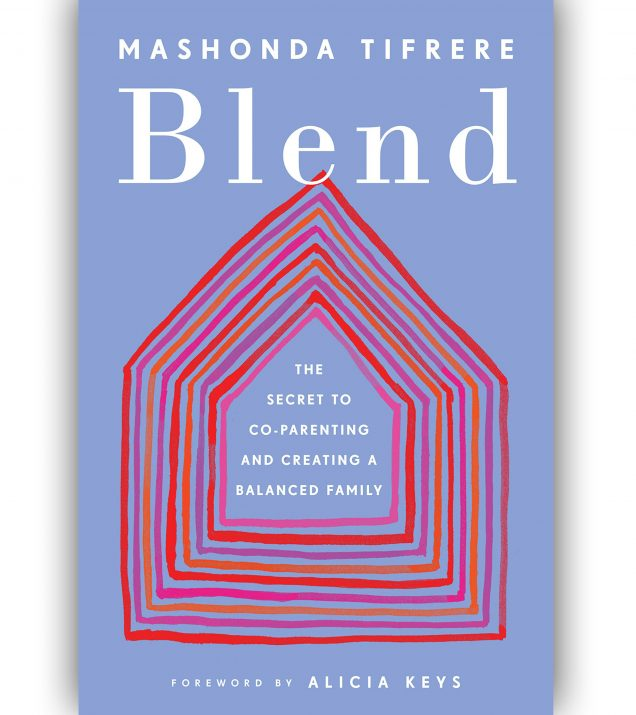 blend by Mashonda book cover