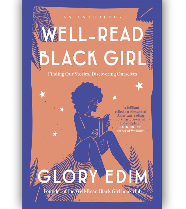 Well Read Black Girl by Glory Edim Book Cover