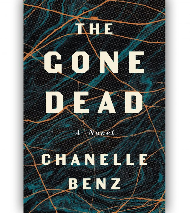 The Gone Dead By Chanelle Benz Book Cover