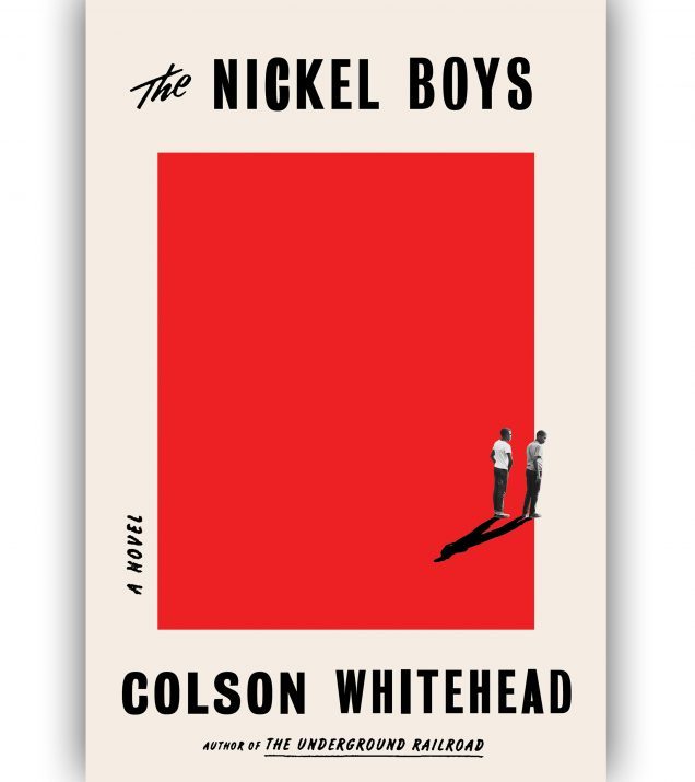 The Nickels Boys By Colson Whitehead Book Cover