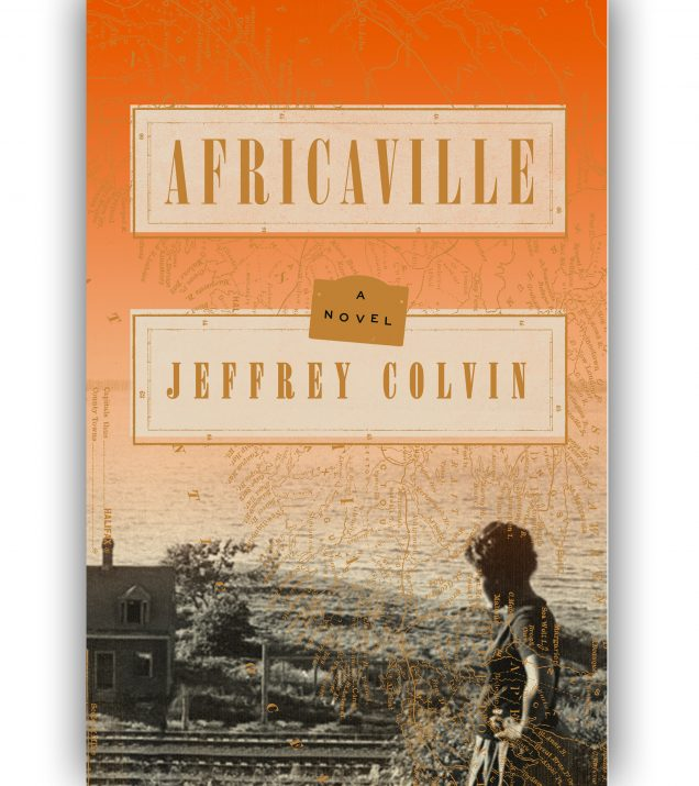 Africaville by Jeffrey Colvin Book Cover