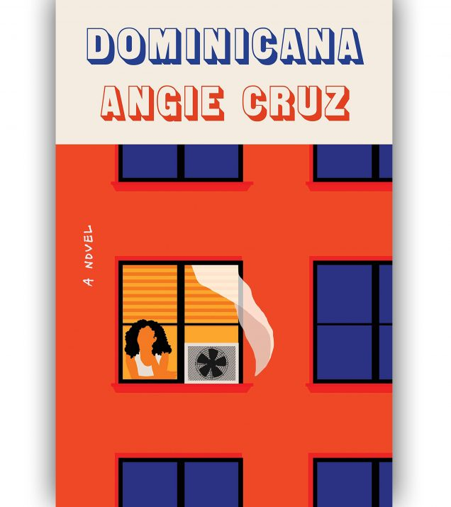 Dominicana By Angie Cruz Book Cover
