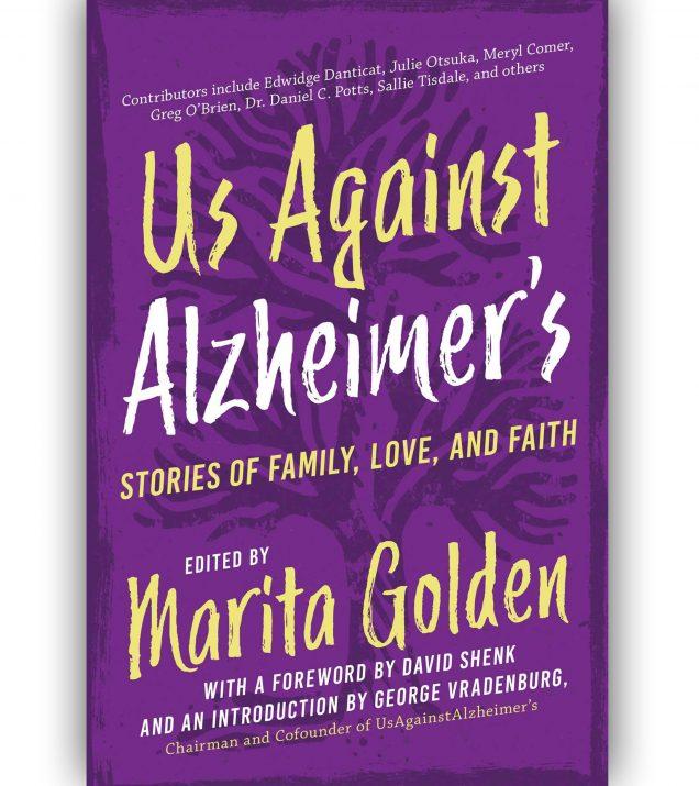 Us Against Alzheimer's Edited By Marita Golden Book Cover