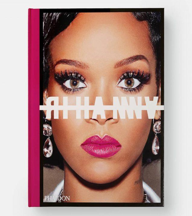 Rihanna The Book Cover