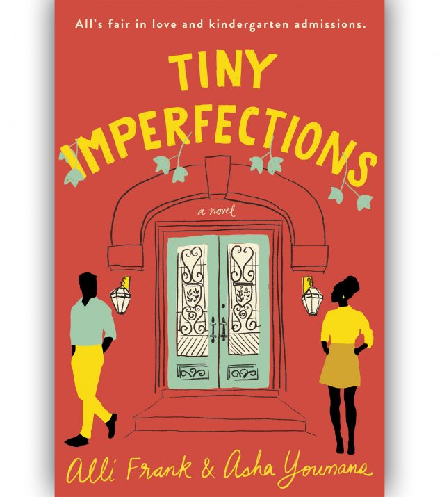 Tiny Imperfections By Alli Frank And Asha Yourmans Book Cover